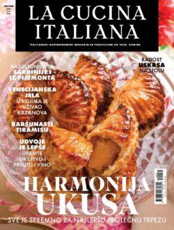 La Cucina Italiana broj 10